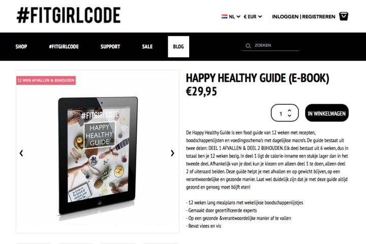 12 weken afslank guide fitgirlcode